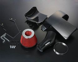 Js Racing Tsuchinoko Chamber Carbon (late model) Acura TSX 04-08