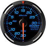 Defi Blue Racer 52mm Boost Gauge