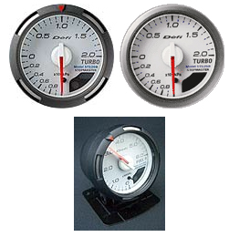 Defi D-Link Regular Position Bezel for 52mm Gauges