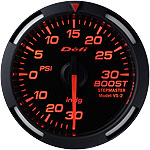 Defi Red Racer 52mm Exhaust Temperature Gauge