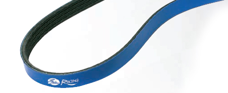 Gates Racing Micro-V Accessory Drive Belt Acura Integra 1.7L 92-