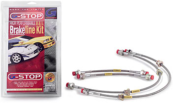 Goodridge Stainless Steel Brake Lines - Mazdaspeed3