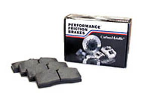 PFC 01 Race Rear Brake Pads Subaru WRX 06