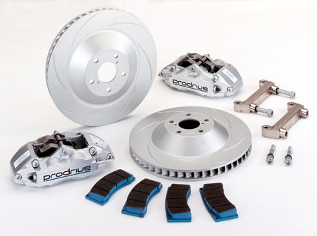 Prodrive 330mm Alcon Brake Conversion Kit Subaru Universal