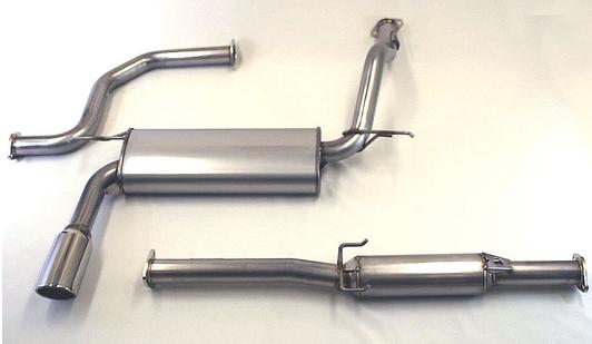 RSR EXMag Catback Exhaust Acura Integra VrHS - Acura integra aftermarket parts