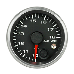 Revolution 2 1/16 Inch Air - Fuel Ratio Wide Band Custom Gauge