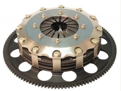 Tilton 2 disc C/C Clutch Kit (6lb fly) Acura Integra T B16A/B18