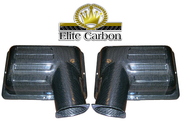 Elite Carbon Fiber Air Box Ferrari F430 04+