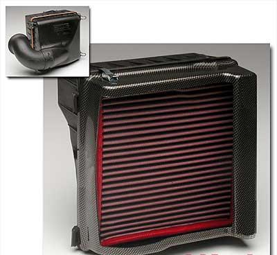 Fabspeed CUP High Performance Air Intake System Porsche 964 89-9