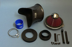 Gruppe M Ram Air Intake System Audi RS6 V8 Twin Turbo 03-