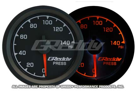 52mm Electric Gauges