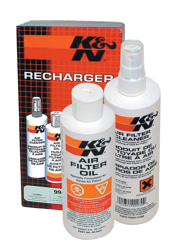 K&N Filter Care Service Kit Squeeze