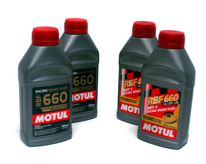 MOTUL RBF 660 Racing Brake Fluid DOT 4