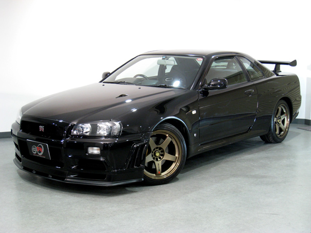700HP R34 Auto Select Nissan GT-R for Sale Car