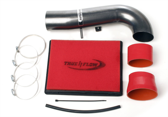 True Flow Sealed Air Intake System Chevy Silverado 2007