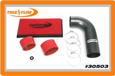 True Flow Sealed Air Intake System Dodge Durango 4.7L 04-07